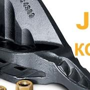 Зуб (наконечник) ковша экскаватор-погрузчик JCB 2CX, 3CX, 4CX, 5CX фото