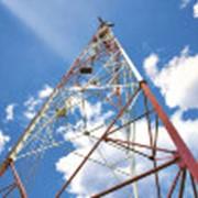 Станции мобильной связи. фото