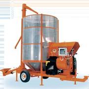 Мобильная зерносушилка PRT75 фото