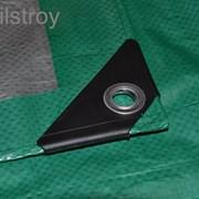 Полиэтиленовый брезент 6х8 фото