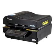 Термопресс универсальный 3D черный ST-3042 фото