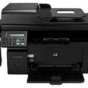 МФУ лазерный HP CE842A LaserJet Pro M1214nfh фото