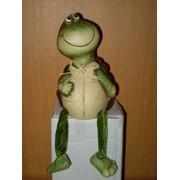 Фигурка Озорные лягушата с бантиком в 4 вида, арт. 9810153 фото