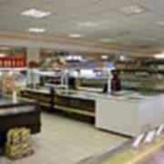 Комплексное оснащение гипермаркетов фото