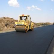 Дорожное строительство дорог всех назначений. Установка дорожных, водоохранных и сигнальных знаков. фото