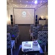 Аренда проектора Epson высокой яркости 4200 люмен фото