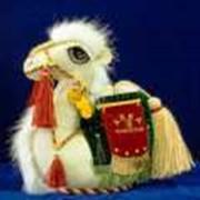 Изготовление сувенирной продукции, Изготовление бизнес сувенира, Бзнес сувенир Верблюд с логотипом. фото