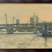 Картина Хангерфордский мост, Говард, Кен фото