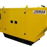 Дизельная электростанция EMSA ED 120 фото