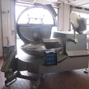 Куттер вакуумный Laska Alpina Swopper 200 литров фото
