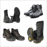 Ботинки для ИТР с металлоподноском и профилитом, модель 510 фото