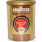 Кофе молотый Lavazza Qualita Oro 250g ж/б фото