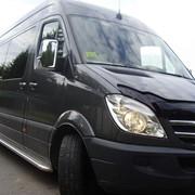 Пассажирские перевозки комфортабельном микроавтобусе фото