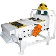 Сепаратор вибрационный ситовой, вибросепаратор фото
