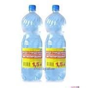 Вода дистиллированная 1,5л фото
