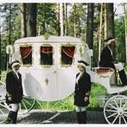 Кареты свадебные фото