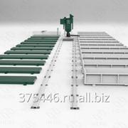 Стационарная линия для производства газобетона НС-20С (20м³) фото