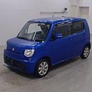 Хэтчбек 3 поколение SUZUKI MRWAGON кузов MF33S класса микровэн гв 2011 пробег 88 тыс км цвет синий фото
