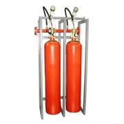 Модуль газового пожаротушения МГП-2-100 с СИМ фото