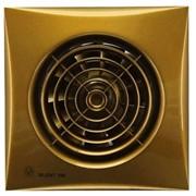 Вентилятор Soler&Palau Silent-100 CZ Gold фото