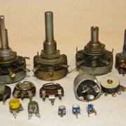 Резисторы и конденсаторы