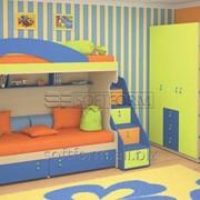 Детская мебель МИА фото