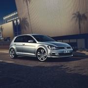 Автомобиль Volkswagen Golf 7 фото