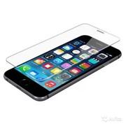 Закалённое защитное стекло для iPhone 6 pluse фото
