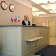 Бронирование гостиничных номеров. фото