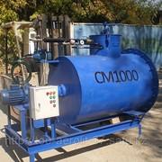 Оборудование для пенобетона СМ-1000 фото