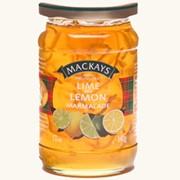 Джем MACKAYS (МАККАЙЗ) из лайма и лимона, 340 гр фото