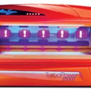 Горизонтальный солярий TurboPower 25000 фото
