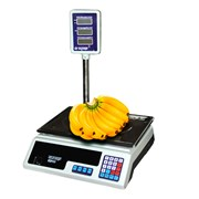 Весы торговые МТ 30 МГЖА Базар со стойкой фото