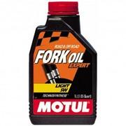 Масло для мототехники Motul Модель 5W FORK OIL EXP L 1L фото