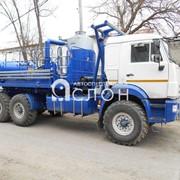 Агрегат депарафинизации скважин АДПМ на шасси КАМАЗ 43118-50 фото