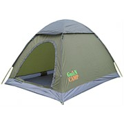 Палатка двухместная Green Camp 1503 фото