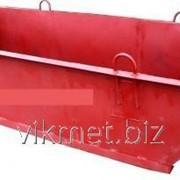 Тара для раствора и сыпучих стройматериалов ТР-2м3 фото