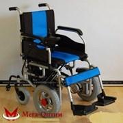 Инвалидная коляска складная с эл.приводом LK1008 фото