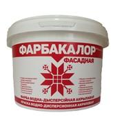 Краска водно-дисперсионная акриловая ФАРБАКАЛОР ВД-АК-101М фасадная фото