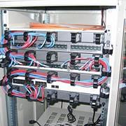 Монтаж структурированных кабельных систем фото