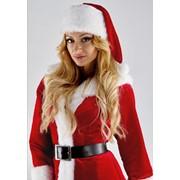 Прокат костюма Снегурочки фото