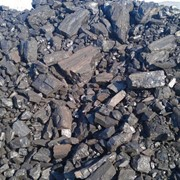 Уголь Кузнецкий, марки Б3. фото