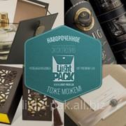 Дизайн и производство сувенирной упаковки фото