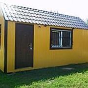 Модульное здание 6,0х12,0м фото