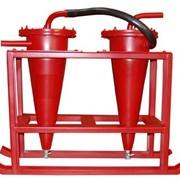 Фильтр шахтный для очистки воды ФШОВ-100, ФШОВ-200 фото