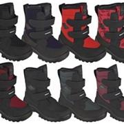Зимняя обувь для детей. фото