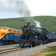 Железнодорожные перевозки (вагоны, контейнера) фотография