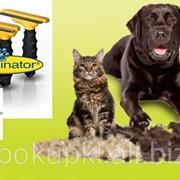 Фурминатор для кошек и собак 10,5 см. фото