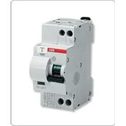 Дифференциальный автомат (ABB Sace, Италия). 6А, ток утечки 30мА, 220В, серия DS951. Артикул DS951 AC-C6/0.03 фото