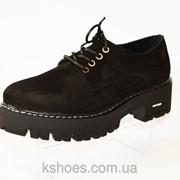 Туфли на шнурке Selesta 2401 фото